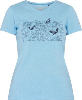 McKINLEY Női-T-shirt Kimo Nők kék