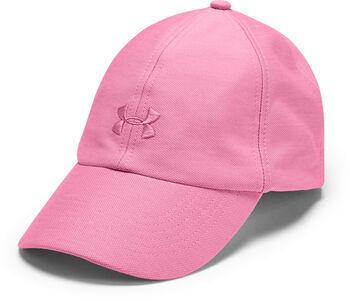 Under Armour Play Up Heathered Cap női baseball sapka Nők rózsaszín