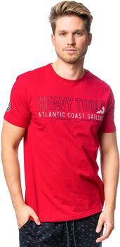 Heavy Tools Militar férfi póló Férfiak piros