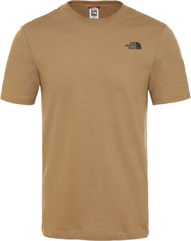 THE NORTH FACE M'Redbox Tee Férfiak barna