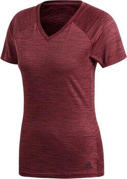 ADIDAS FreeLift Tee női póló Nők piros