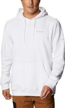 Columbia CSC Basic Logo II férfi kapucnis pulóver fehér