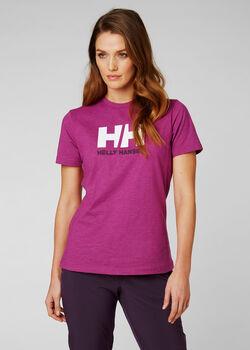 Helly Hansen W HH Logo női póló Nők lila