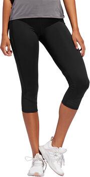 ADIDAS HOW WE DO 3/4 W női fitnesz nadrág Nők fekete