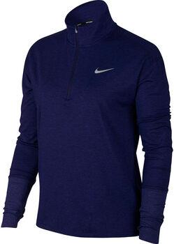 Nike W Element 1/2-Zip női futófelső Nők kék