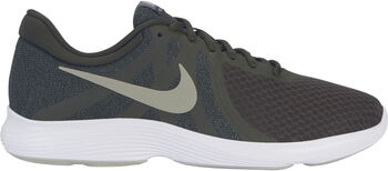 Nike Revolution 4 férfi futócipő Férfiak zöld