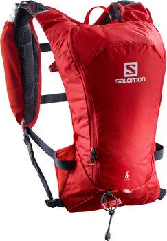 Salomon Agile 6 futóhátizsák piros