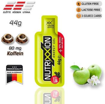 Nutrixxion Energy-Gel 44g táplálékkiegészítő zöld