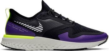 Nike Odyssey React 2 Shield férfi futócipő Férfiak fekete