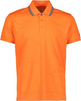 CMP Martin férfi póló Férfiak narancssárga
