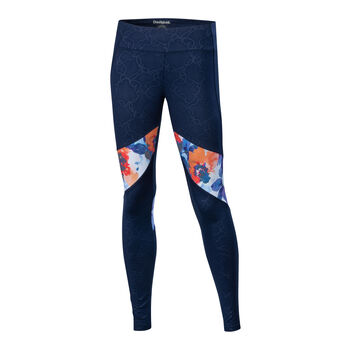 Desigual Legging Tone to T. női leggings Nők kék