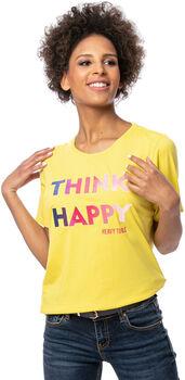 Heavy Tools Misimia női póló Nők sárga