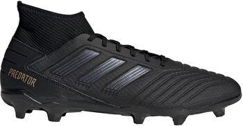 adidas Predator 19.3 FG felnőtt stoplis focicipő Férfiak fekete