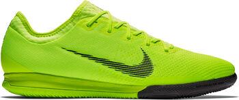 Nike Vapor 12 PRO IC teremfocicipő sárga