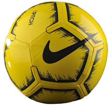 Nike Pitch focilabda sárga