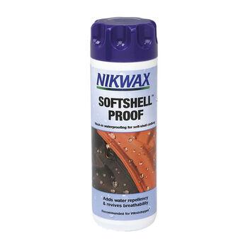 NIKWAX SOFTSHELL PROOF fehér