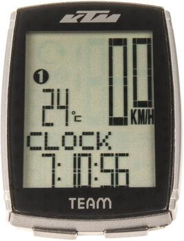 KTM Team ALTI kerékpáros computer fekete