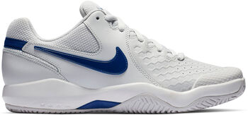 Nike Men's Air Zoom Resistance Tennis Shoe Férfiak szürke