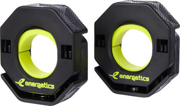 ENERGETICS Safety Clip zár 30 mm fekete