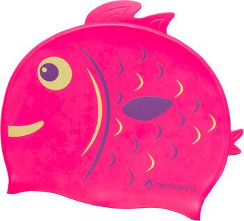 TECNOPRO Cap Sil Kids fürdősapka rózsaszín