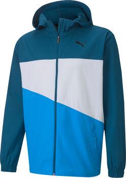 Puma  Train Vent Wovenférfi kapucnis dzseki Férfiak kék