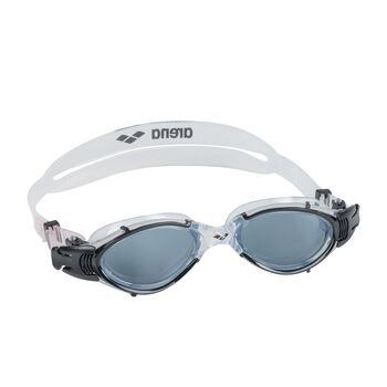 Arena Nimesis Crystal M felnőtt úszószemüveg Férfiak szürke