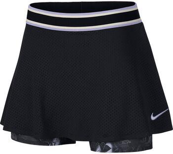 NikeCourt Dri-FIT Tennis Skirt fekete