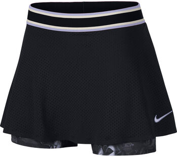 Nike Court Dri-FIT Tennis Skirt Nők fekete