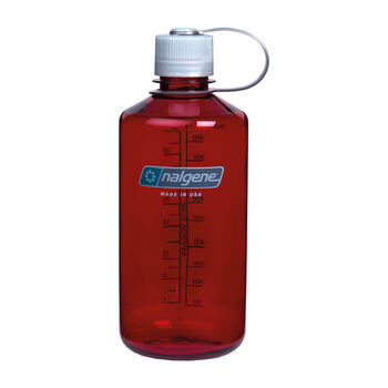 Nalgene Narrow Mouth 1l kulacs piros