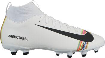 Nike CR7 Jr. Superfly 6 Academy MG gyerek stoplis focicipő Fiú fehér