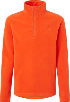 McKINLEY Amarillo hosszúujjú polár felső narancssárga