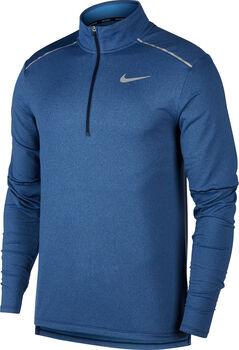 Nike Element 3.0 HZ férfi hosszú ujjú futófelső Férfiak kék