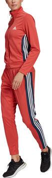 adidas W TS Teamsports melegítő Nők rózsaszín