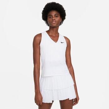 Nike W NKCT Victory Tank női teniszfelső Nők fehér