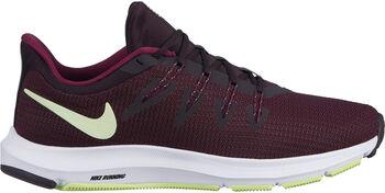 Nike Wmns Quest női futócipő Nők piros