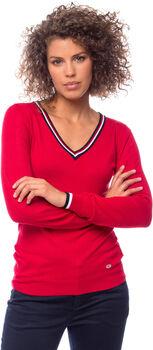 Heavy Tools Hekka női pulóver Nők piros