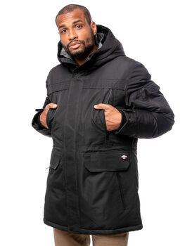 Heavy Tools  Narsffi. kabát Férfiak fekete