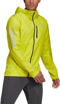 adidas Own The Run férfi kabát Férfiak sárga