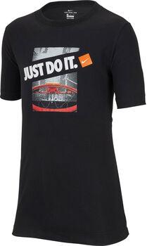 Nike B Nk Dry Tee gyerek póló fekete