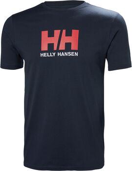 Helly Hansen HH Logo férfi póló Férfiak kék