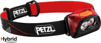 Petzl Actic Core fejlámpa piros