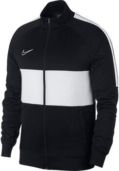 Nike Dri-FIT Academy férfi cipzáras felső Férfiak fekete