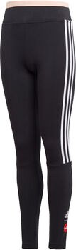adidas  G ART TIGHTlány nadrág fekete