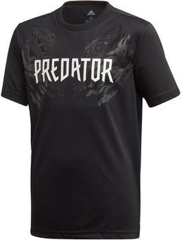 adidas Predator Graphic gyerek póló Fiú fekete
