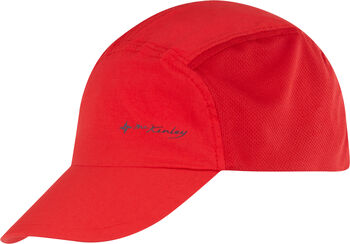 McKINLEY Malwina UPF 50 női sapka Nők piros