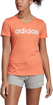 ADIDAS LINEAR TEE 1 női póló Nők narancssárga