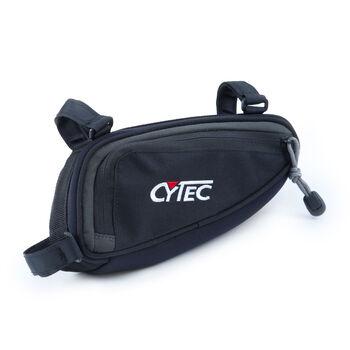 Cytec  Kerékpár táskaRahmentasche mit gro em Z fekete