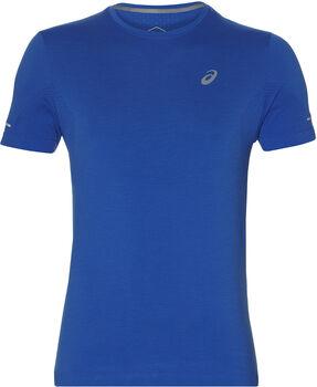 Asics Seamless SS férfi futópóló Férfiak kék