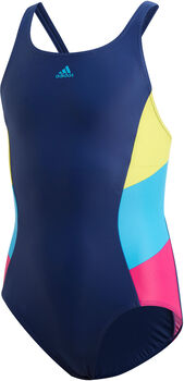 adidas FIT 1PC CB Y lány úszódressz kék