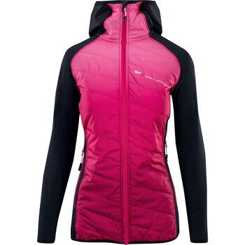 GTS Rainbow W női hibrid kabát Nők rózsaszín